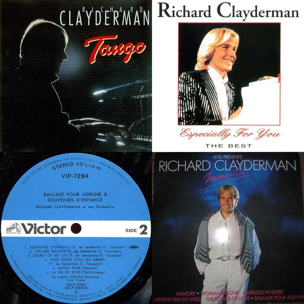 Richard Clayderman (из ВКонтакте)