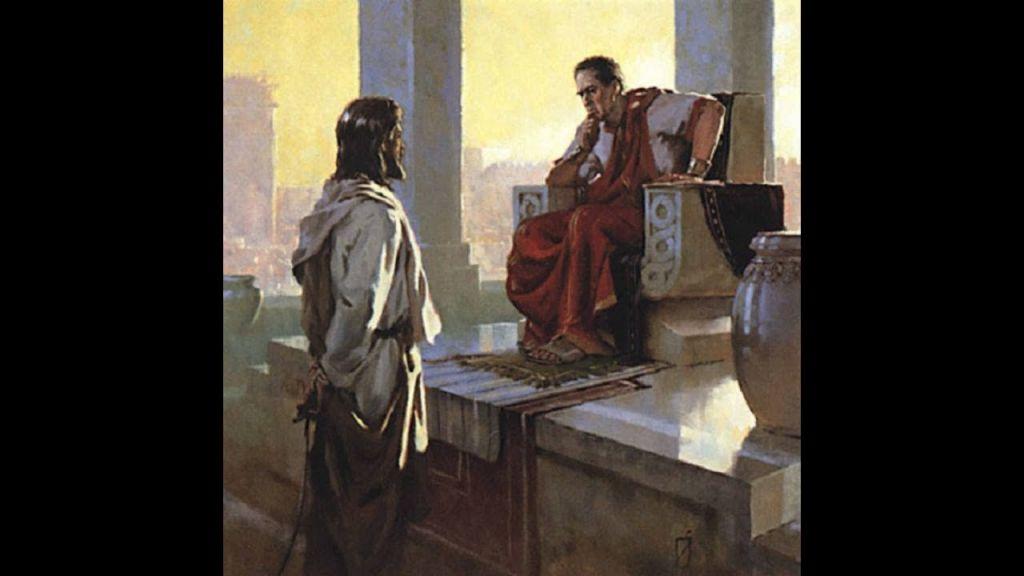 Прокуратор Понтий Пилат — уроженец Шотландии